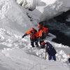 В Бурятии эвакуировали пострадавшего из-за снежной лавины туриста