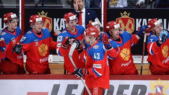 Фото Россия впервые за 4 года выиграла Евротур