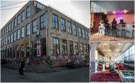 Архитектура: В Тбилиси бывшую советскую швейную фабрику переделали в отличный хостел