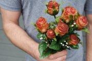 Еда и напитки: Розы из бекона: единственный букет, который порадует ещё и мужчин
