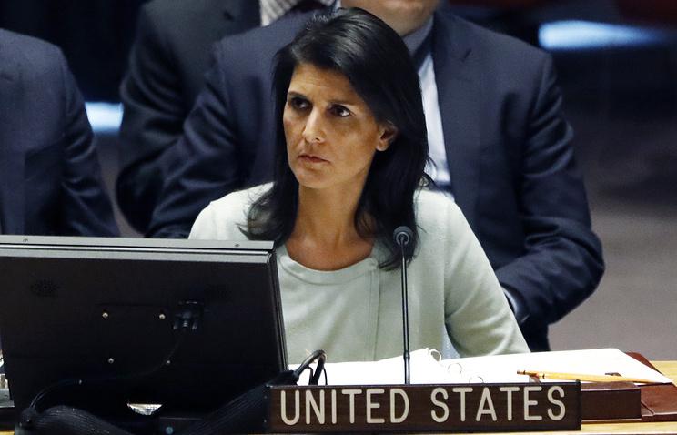Фото Постпред США при ООН: Америка сохранит санкции против РФ до возвращения Крыма Украине