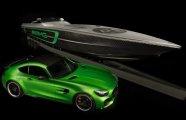 Автомобили: Катер мощностью 3100 л.с. легко «сделает» любой суперкар