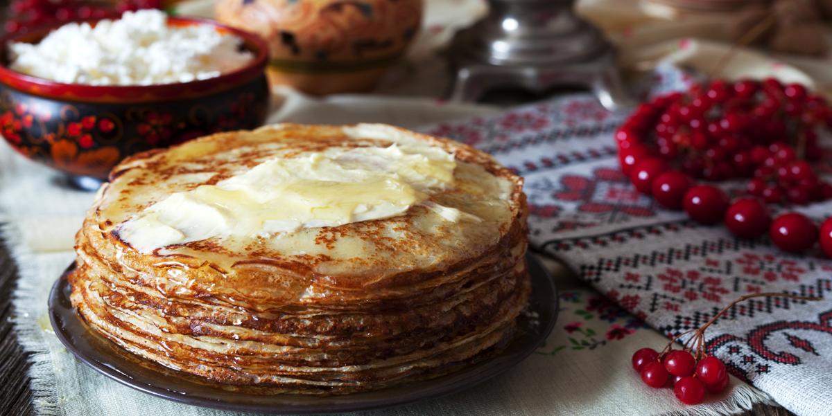 Фото Нежные тонкие и очень вкусные блинчики по этому подробному рецепту получаются даже у тех, кто редко стоит у плиты!