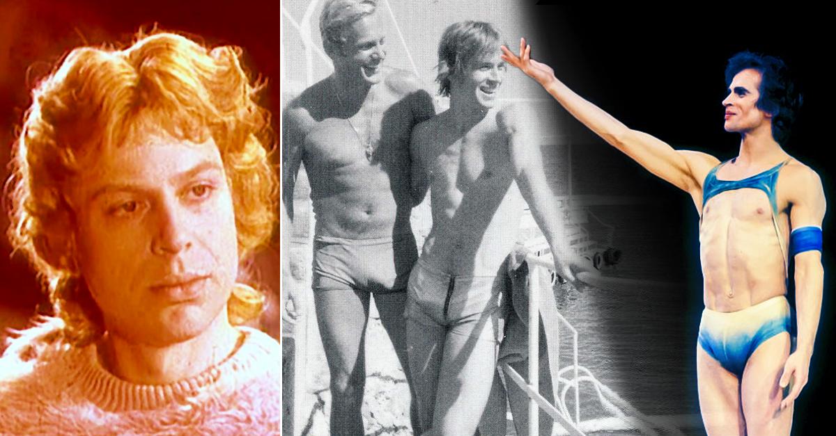 Гомосексуалисты среди российских артистов