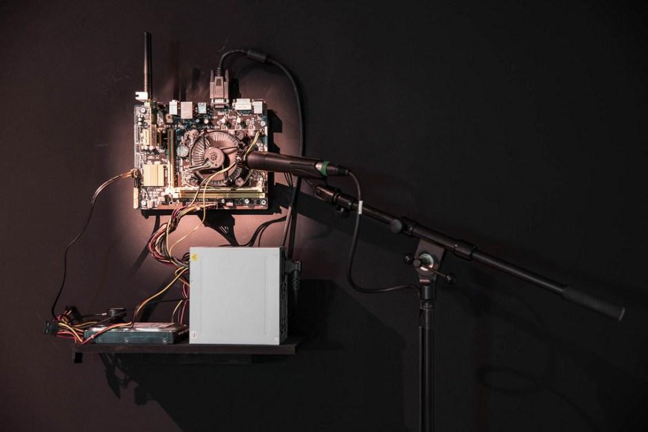 Photo of Dataghost 2. The kabbalistic computational machine