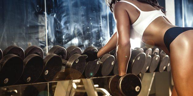 Фото Когда и как повышать рабочий вес в силовых тренировках