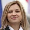 Наталья Поклонская в эфире телеканала сообщила о замироточившем бюсте Николая II