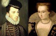 Литература: Генрих III и Мария Клевская: несчастная любовь последнего из Валуа