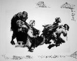 Живопись: «Минское гетто»: история Лазаря Рана – главного графика Европы, непризнанного на Родине