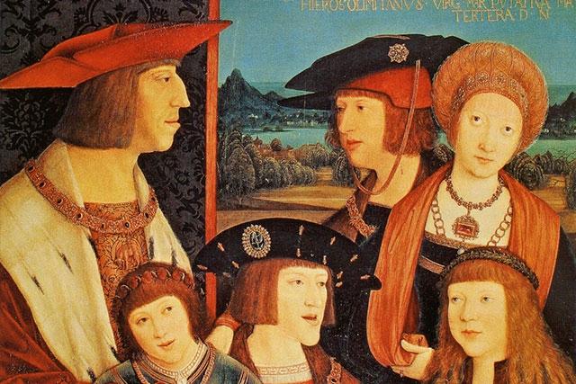 Фото Династические браки в эпоху Возрождения