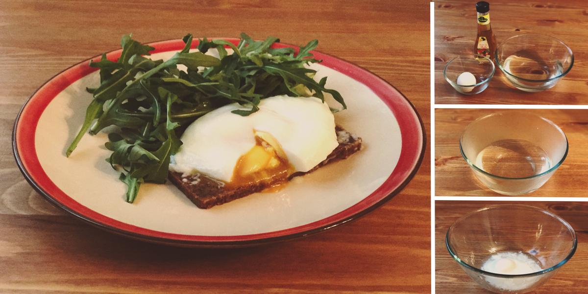 Как сварить яйцо в СВЧ: пашот и вкрутую - пошаговый фото рецепт