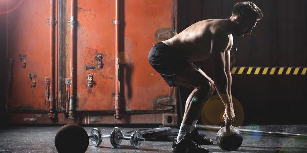 Фото Как защитить спину от травм в спортзале и в жизни: развиваем подвижность тазобедренных суставов