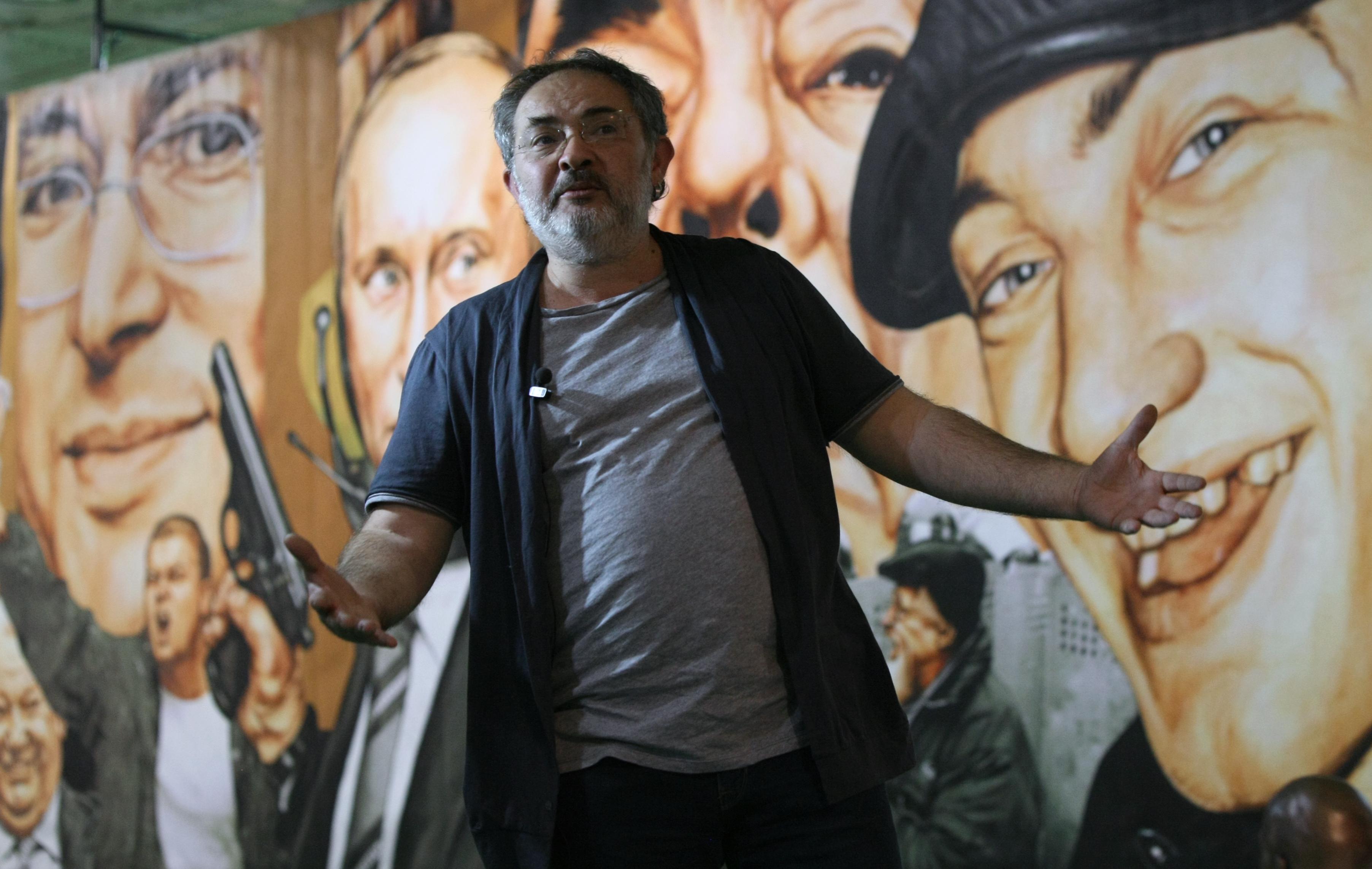 Фото Марат Гельман: «Россия сегодня в беде, и часть ее граждан ищет себе новую родину»