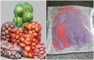 """Фото Лайфхак: Решаем извечную проблему: что делать с сетчатыми """"авоськами"""" для овощей и фруктов"""