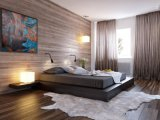 Идеи вашего дома: 20 современных интерьеров, в которых тон задает оригинальный ковер