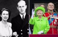 Вокруг света: Королева Елизавета II и принц  Филипп: я - королева Великобритании, а ты - мой король.