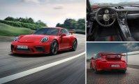Автомобили: Суперкар Porsche, который  идеально подойдёт для езды по городу