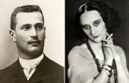 Театр: Анна Павлова  и  Виктор Дандре: укрощение строптивого аристократа