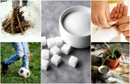 Лайфхак: 15 домашних хитростей, позволяющих с помощью сахара решить множество бытовых проблем
