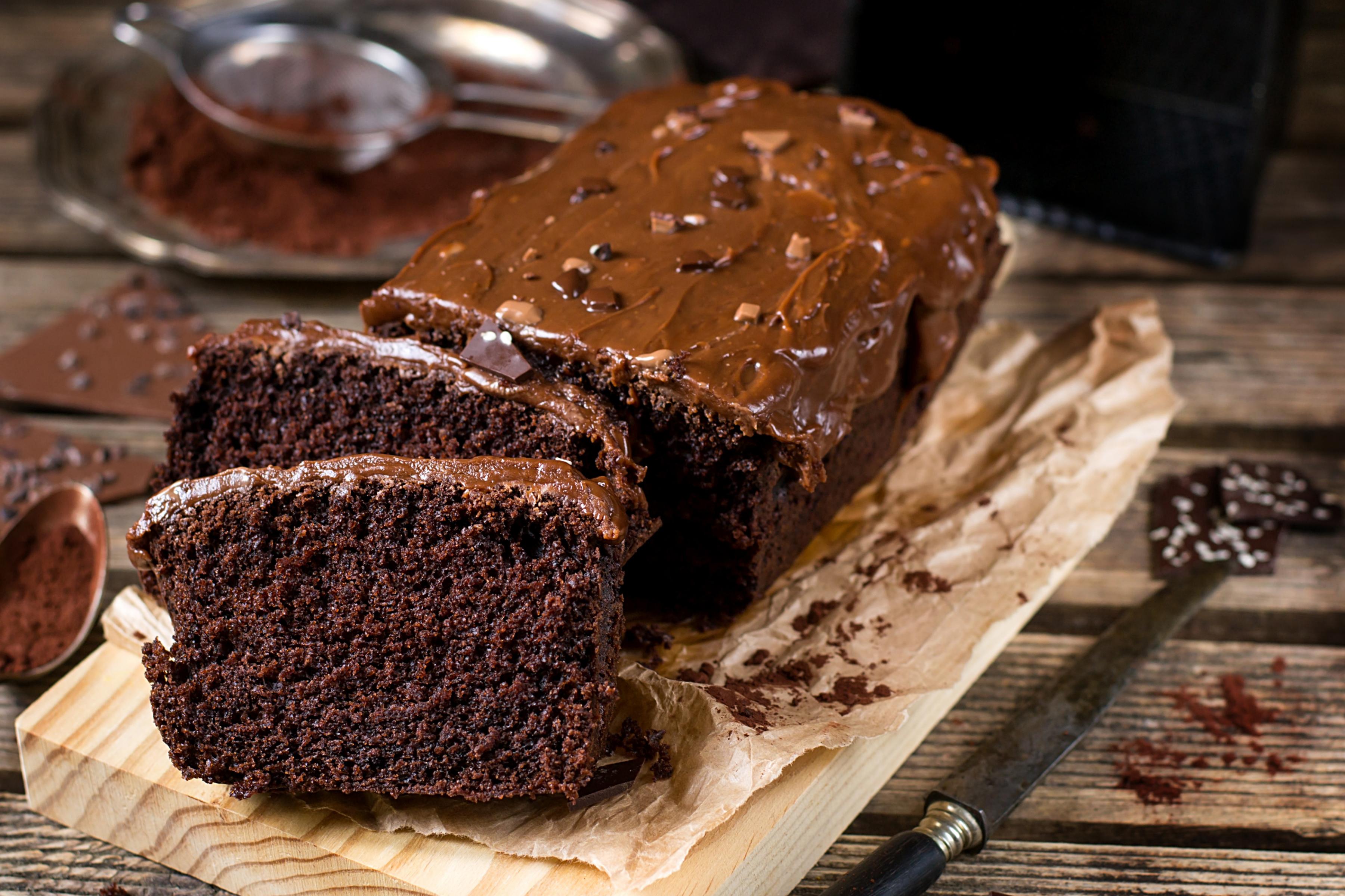 Самый вкусный шоколадный пирог