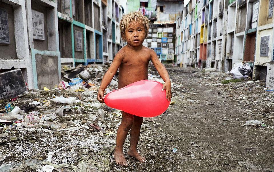 Фото 38 невероятных портретов, показывающих, как сильно отличается жизнь детей разных стран мира