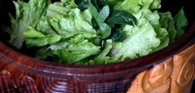 Фото Как правильно заправить зеленый салат: 3 секрета