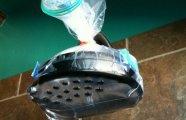 Лайфхак: Домашние проблемы: как быстро и без усилий очистить душ от налёта и плесени