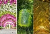 Вокруг света: Природные тоннели: обзор самых красивых туристических мест на планете