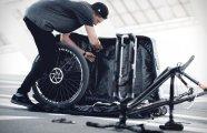 Гаджеты: «Все свое ношу с собой»: первый настоящий чемодан для упаковки велосипеда