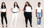 Fashion: Сладкая парочка: как выбрать идеальные джинсы для каждого типа фигуры