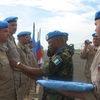 Генсек ООН призывает увеличить число женщин-миротворцев