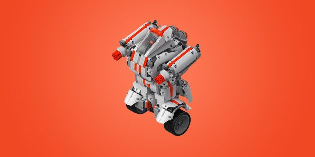 Фото Обзор Xiaomi Mitu Builder DIY — китайского конкурента LEGO, который научит программированию