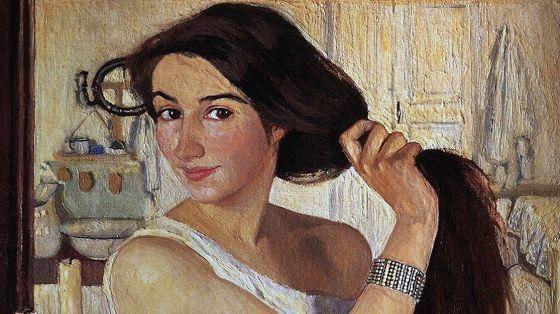 Фото Художница, которую любит вся Россия: выставка картин Зинаиды Серебряковой
