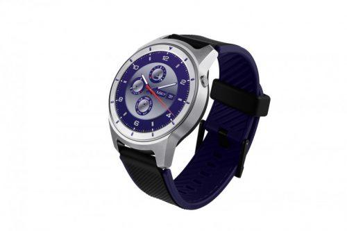 Фото ZTE представила свои первые умные часы на Android Wear