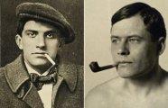 Литература: Кто заставил Маяковского петь песни, сидя под бильярдным столом, или Несколько историй о самой популярной игре литераторов