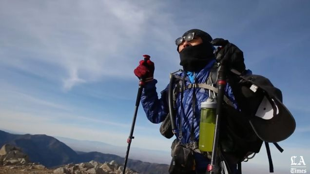 Photo of Legendary Los Angeles Hiker Sam Kim Found Dead Near Mountain He Summited Almost Every Day
