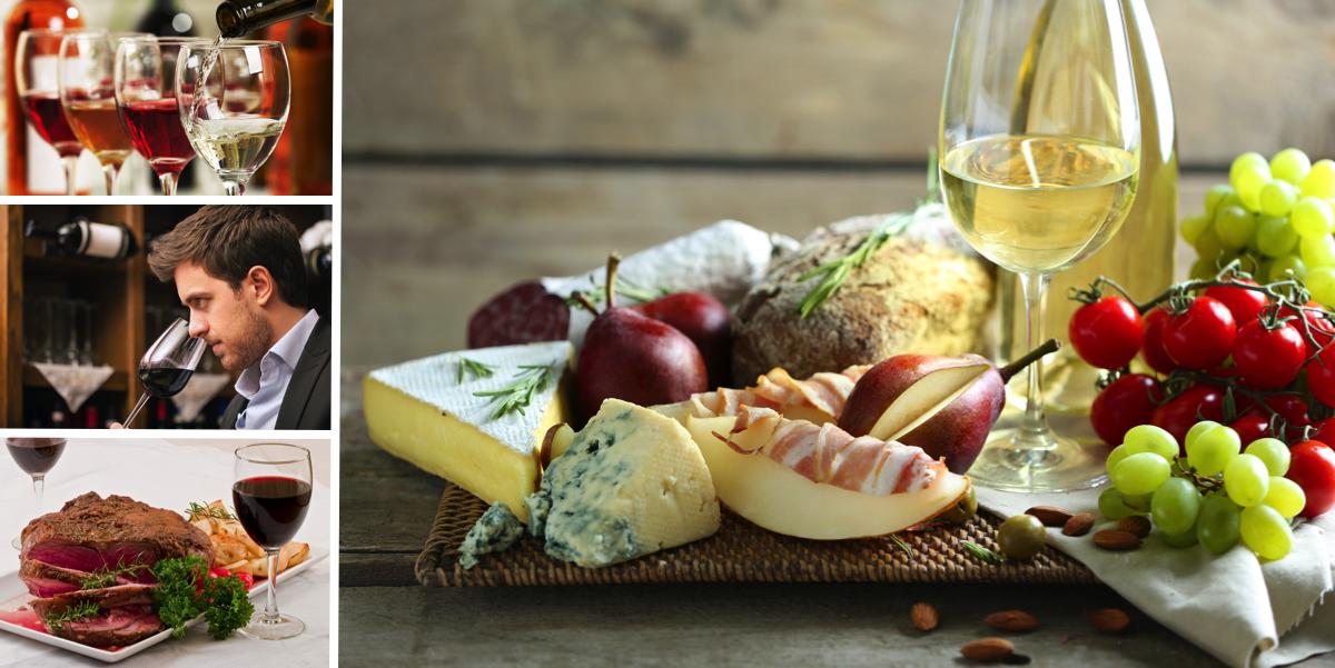 Фото Как правильно подобрать вино под блюдо
