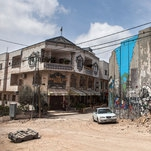 Bethlehem Journal: Banksy Hotel in the West Bank: Small, but Plenty of Wall Space