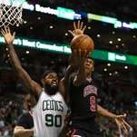 Sports Briefing: Eighth-Seeded Bulls Upset Celtics in Opener