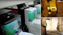 Промышленный дизайн: Туалетный креатив: 11 дизайнерских унитазов и писсуаров, которые выглядят незабываемо