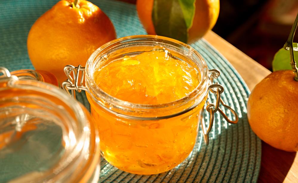 Джем из апельсинов и лимонов