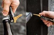Гаджеты: Мультитул-брелок, который заменит ящик инструментов и не даст потерять ключи
