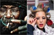 Фотография: Колоритные уличные фотографии известных стрит-фотографов из разных стран