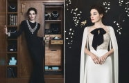 Вокруг света: Свадебные наряды по мотивам маленького черного платья Одри Хепберн
