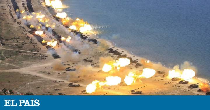 Photo of EUA enviam mensagem política e militar dura à Coreia do Norte