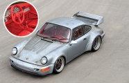 Автомобили: Porsche 911s для стиляг, который «пробежал» всего 10 километров за четверть века