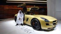 Автомобили: 5 эксклюзивных авто арабских шейхов, существующих в единственном экземпляре