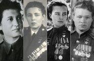 Вокруг света: Неразлучная четверка «ночных ведьм»: летчицы, прошедшие всю войну вместе