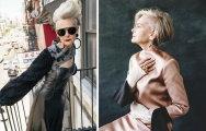 Fashion: 63-летнюю учительницу приняли на улице за икону стиля, и с тех пор ее жизнь кардинально изменилась