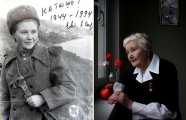 Фото История и археология: 17-летняя Екатерина Михайлова - гордость морской пехоты